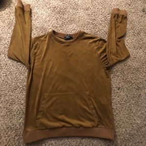 Brown Sweater Size Large